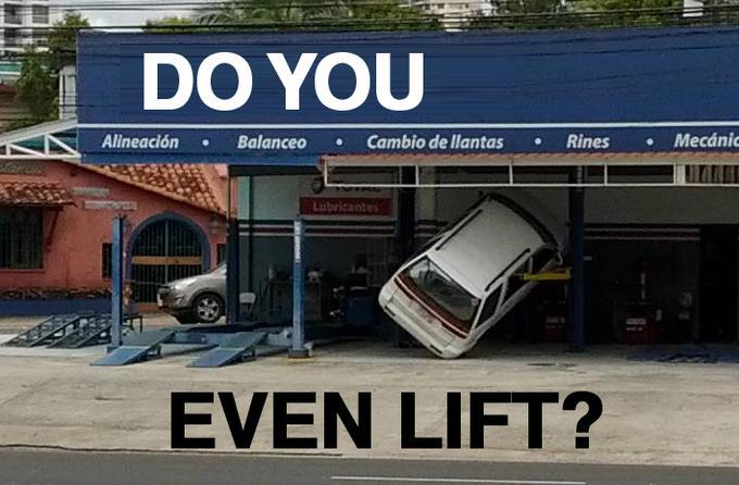 Fail Lift