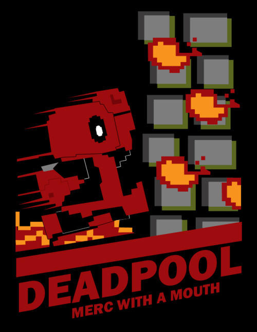 Super Deadpool Bros.