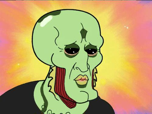 thane squidward