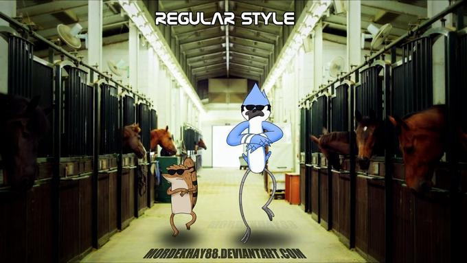 Regular Style