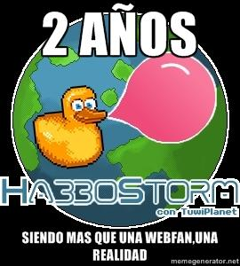 Happy Birthday Habbostorm!