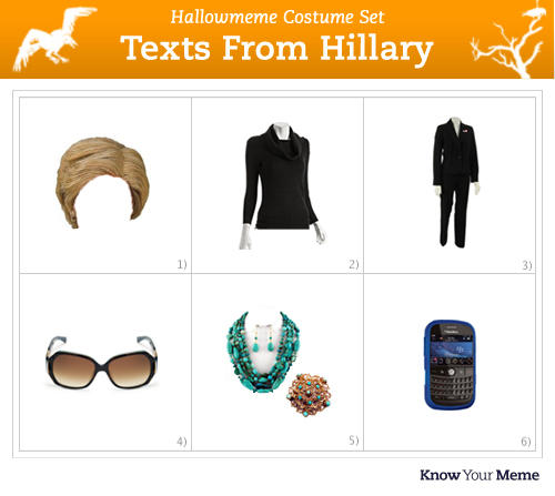 Hillary Clinton (Halloween Costume Set)