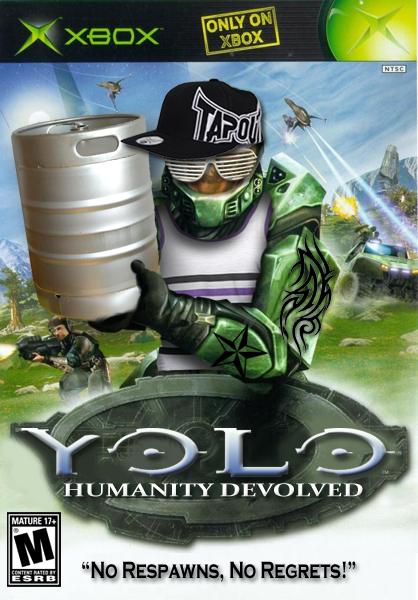 YOLO (Halo Parody)