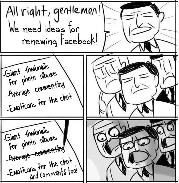 All right, Zuckerberg!