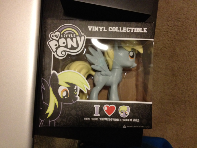 Hot topic Derpy Vinyl figure