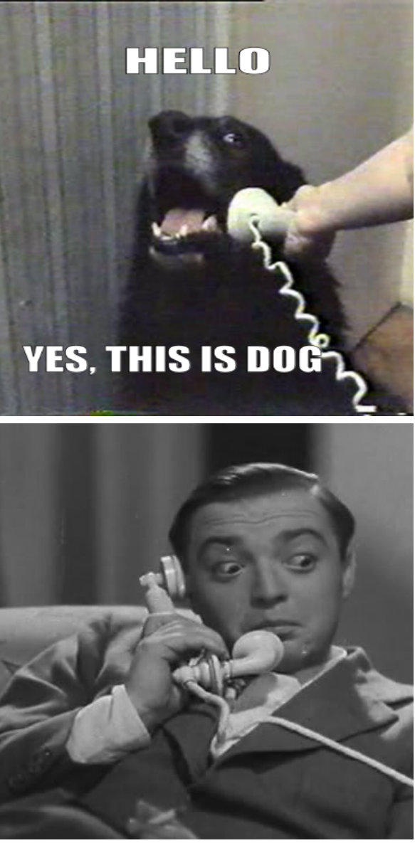 Yes, this is Peter Lorre