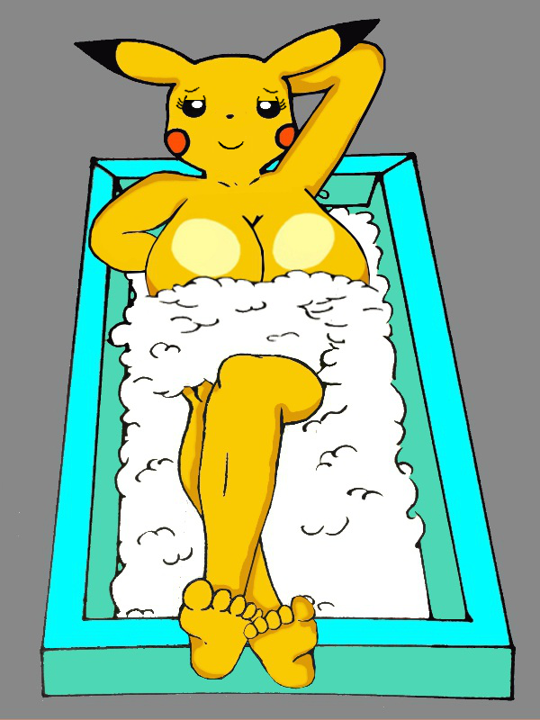 Pikachu Behind The Scenes