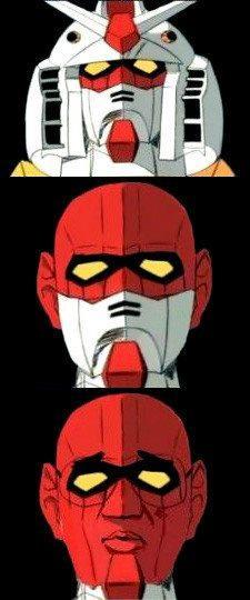 Gundam unmasked