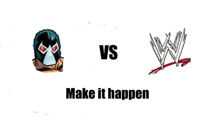 Bane VS WWE