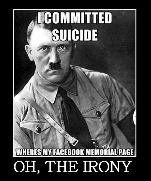 ...i herd you like nazi