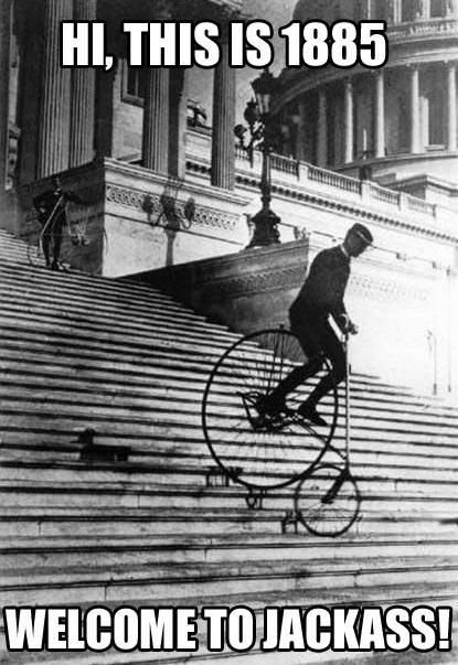 1885 Jackass