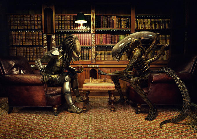 Alien Versus Predator: Kings of Pawnage