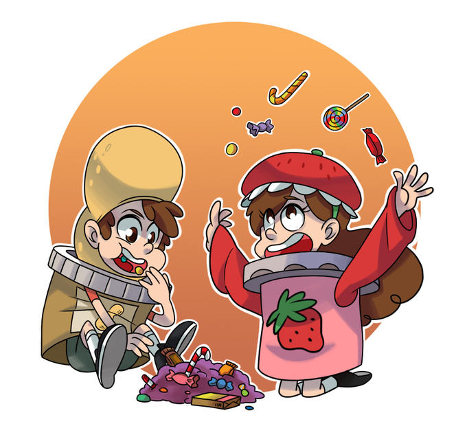http://gomigomipomi.tumblr.com/post/33241704245/theyre-as-cute-and-sweet-as-their-costumes