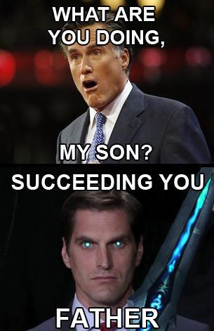 Josh Romney, Prince of Darkness
