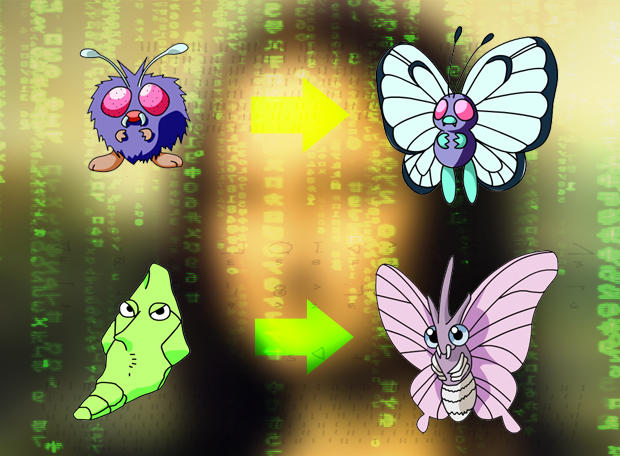 What if GameFreak got the evolutions mixed up?