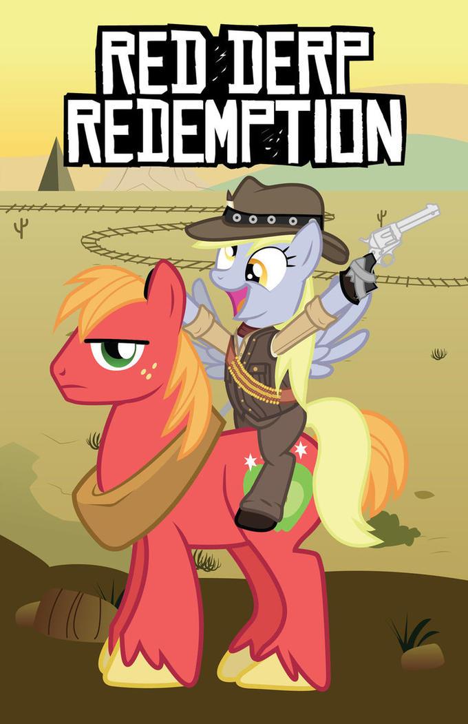 Red Derp Redemption