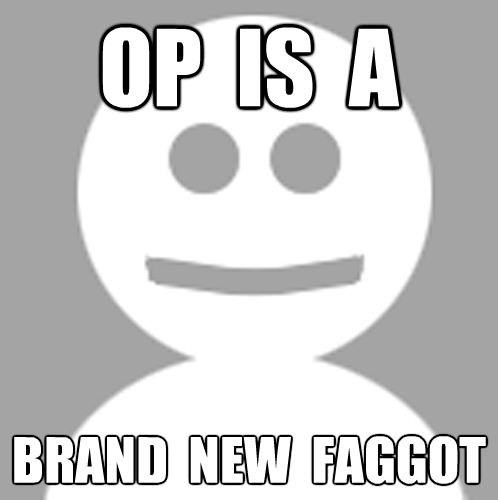 Brand New Faggot