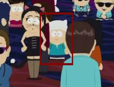 Finn Costume in South Park