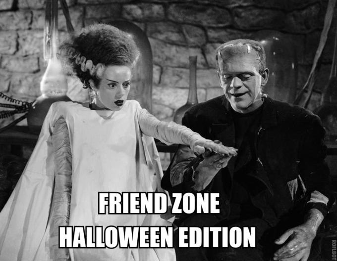 Friend Zone: Halloween Edition