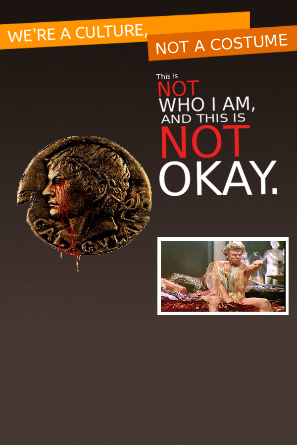 Caligula Coin hates it's own movie