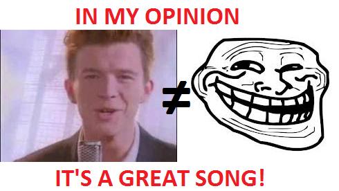 My opinion.