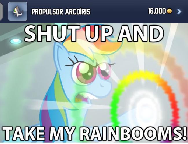Shut Up And Take My Raibooms
