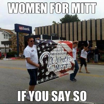 women for mitt