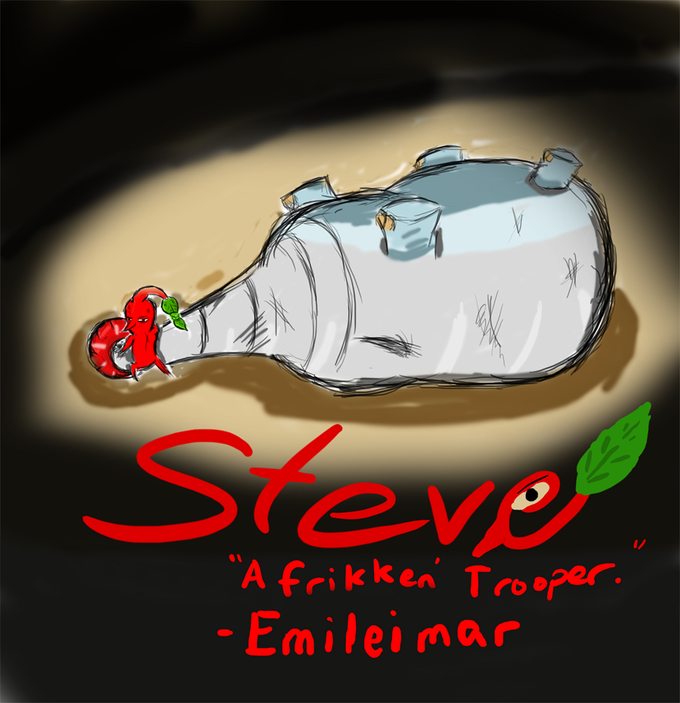 Steve the Trooper