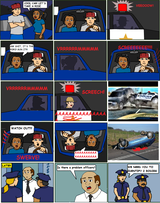 Law 4 Kids Comic