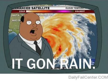It's Gone Rain