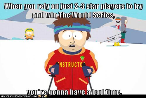 World Series Star Power