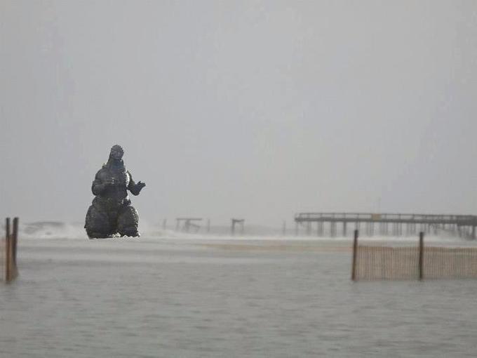 [FAKE] Godzilla