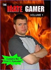 Irate Gamer DVD Cover