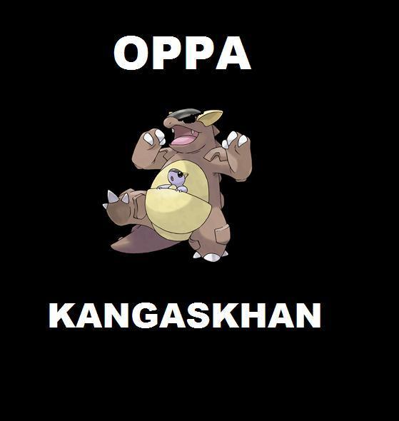 Oppa Kangaskhan