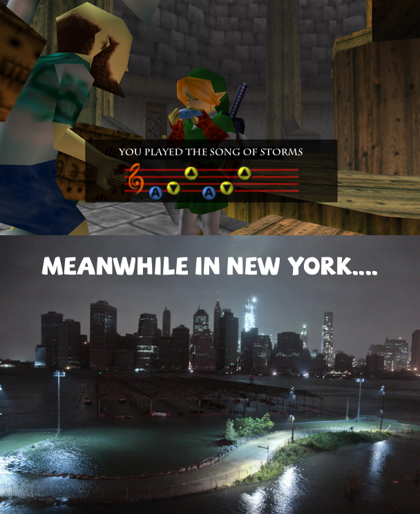Dang it, Link!