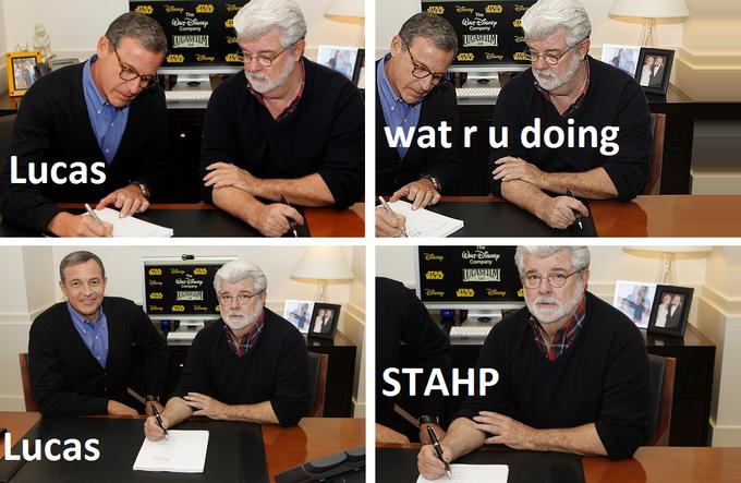 Lucas STAHP