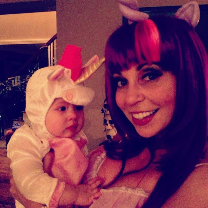 Adorable Baby unicorn cutie with Tara Strong