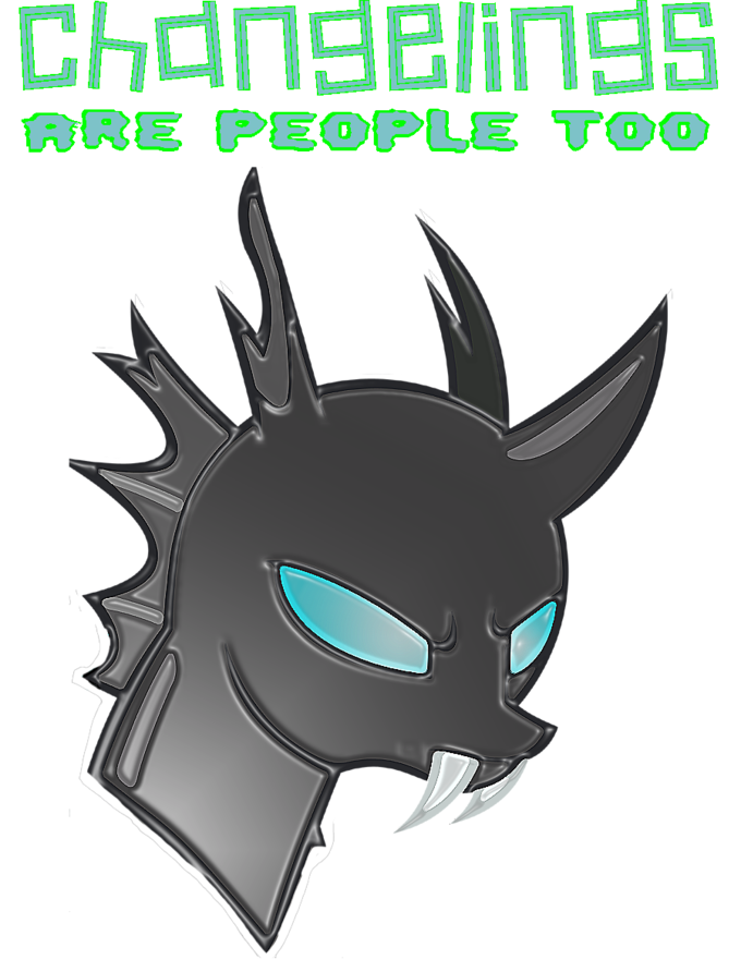 Changelings are people too