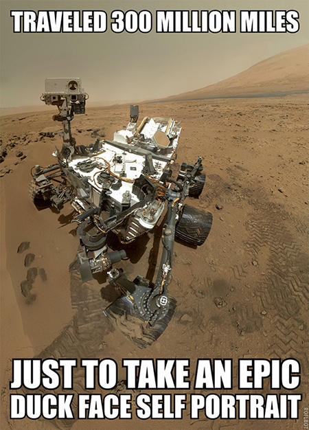 Duck Face Rover