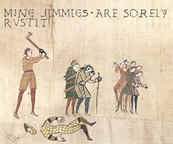 Medieval Jimmies