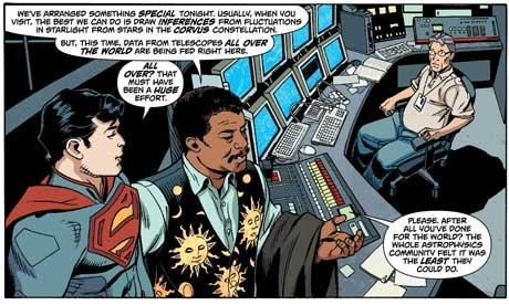 Neil deGrasse Tyson reveals location of Superman's home planet