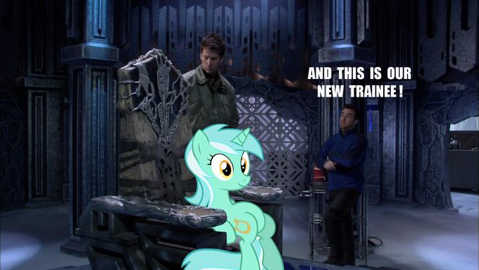 Stargate Lyra