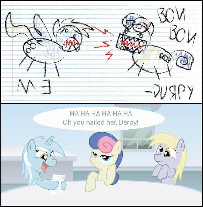 Derpy's Comic