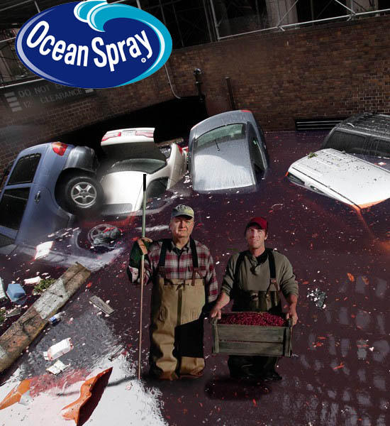 Ocean Spray (Sandy)