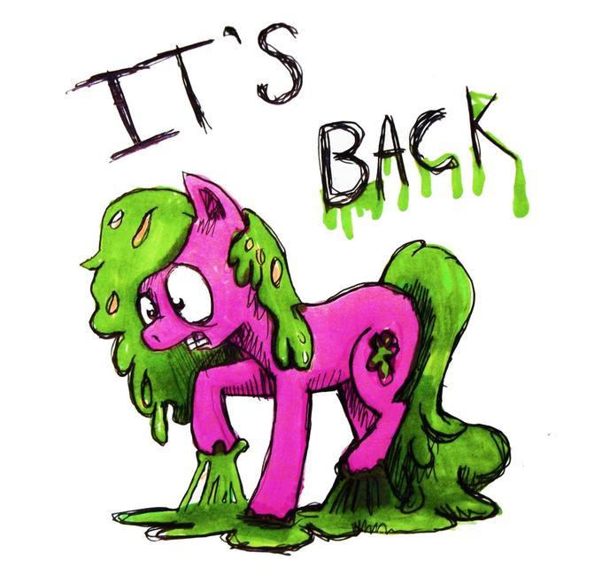 gak is back