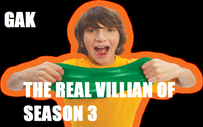 True villian of season 3