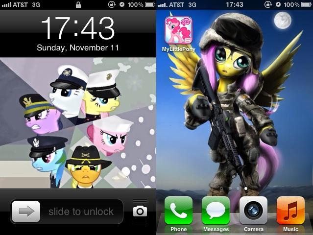 I love my phone