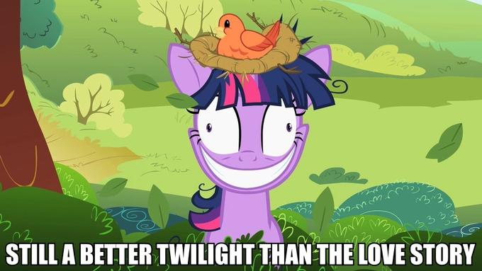 Still a Better Twilight than the Love Story
