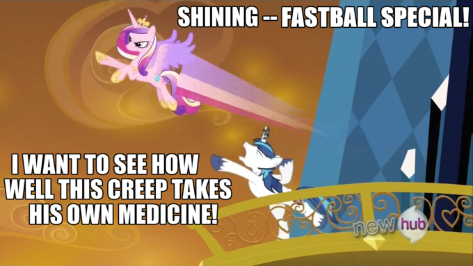 Fast Ball Special!