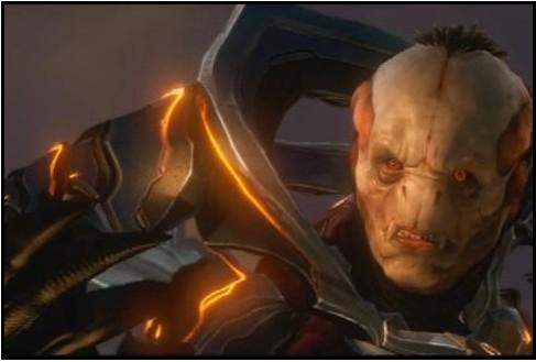 The Didact Unmasked- SPOLIERS!